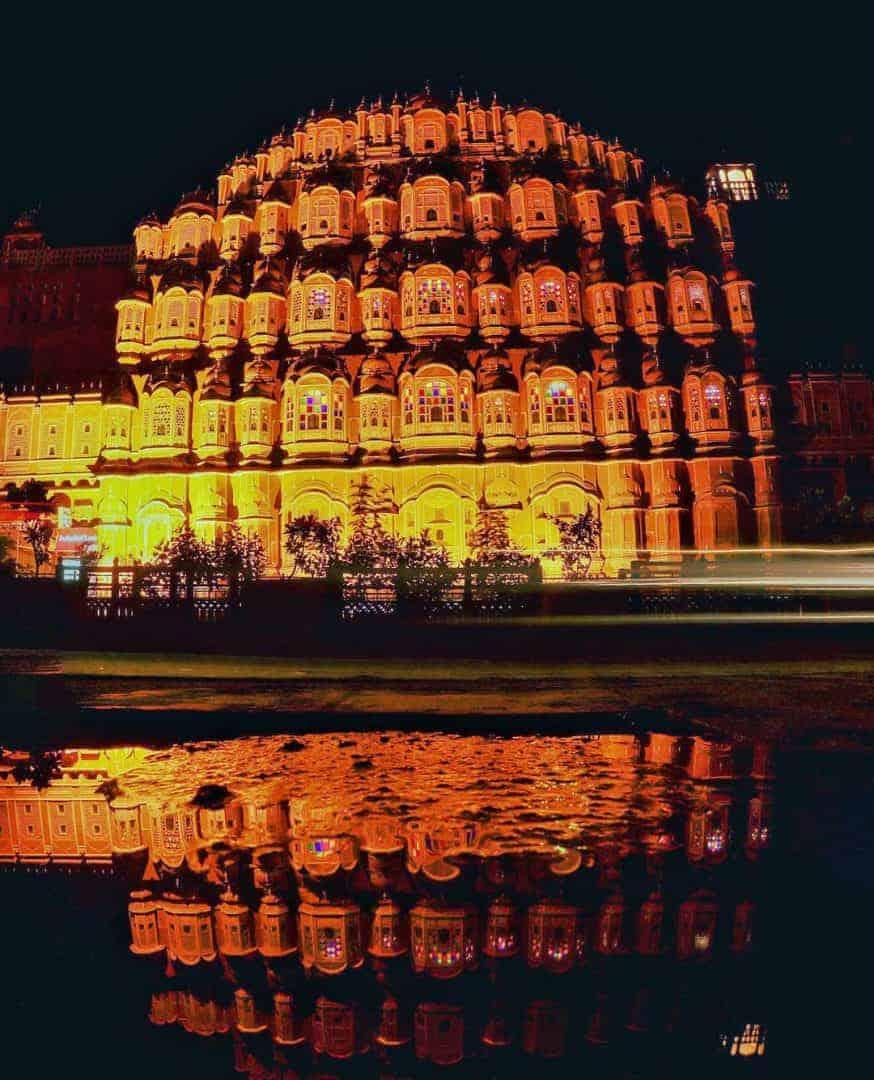 Pink City Jaipur