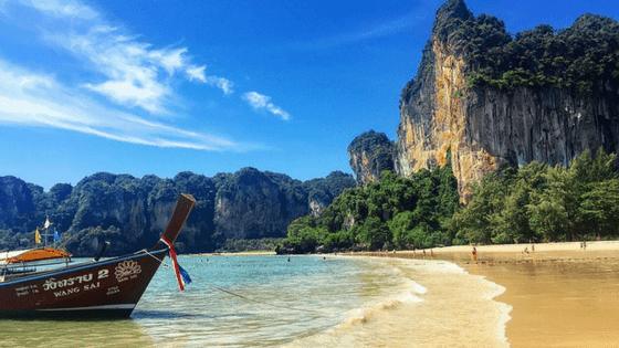 Thailand's Krabi Island – The Caboodle of Sun, Seaside, and You