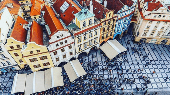 Prague's Old Town Square: Be a Part of Antiquity, Relics and History