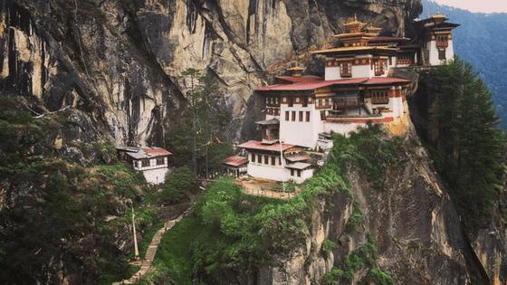 Bhutan's Tiger's Nest Monastery: Hallowed Sanctum in the Himalayan Paradise