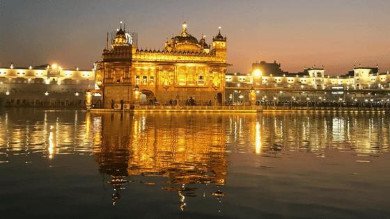 Golden Temple, Amritsar: Beautiful, Serene & Sacred