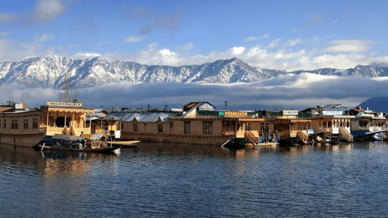 Houseboats in Dal Lake: Where Royalty Meets Comfort & Warmth