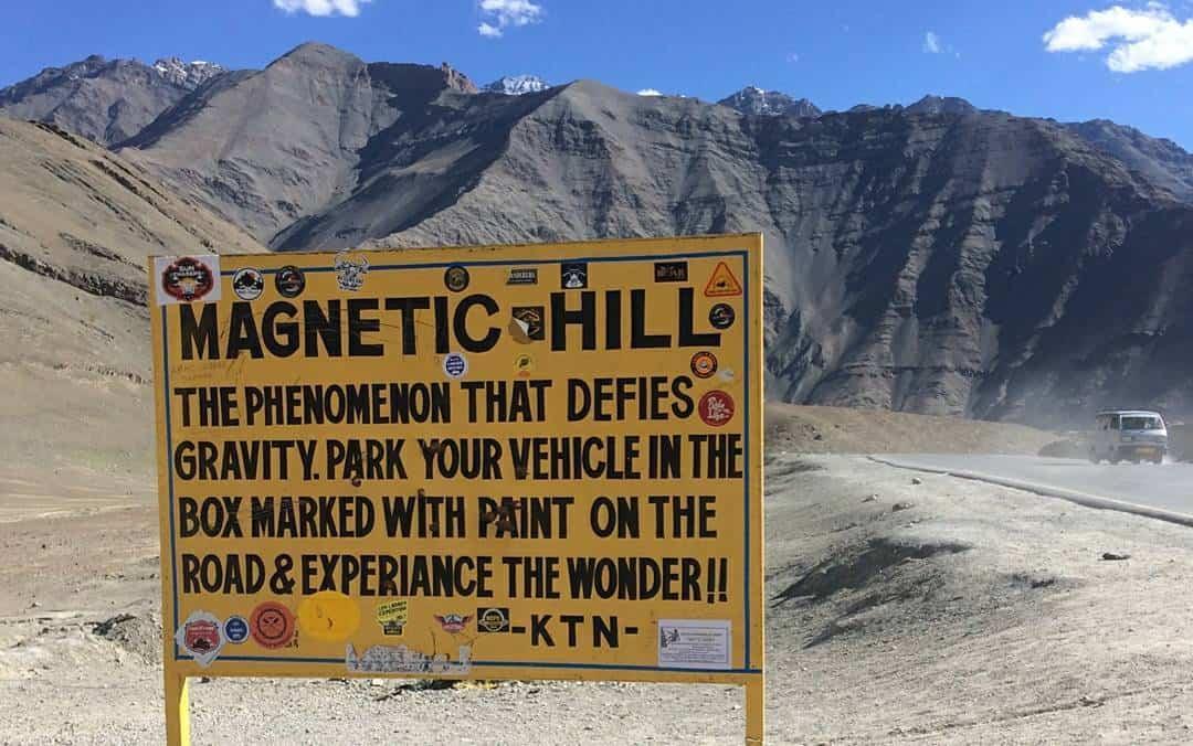 Magneti Hill