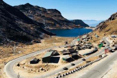 Nathu La Pass Solo Trip