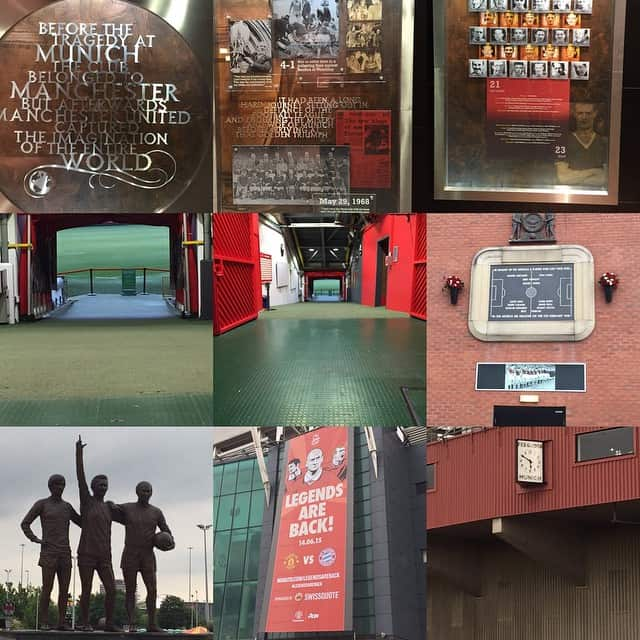 Old Trafford Tour