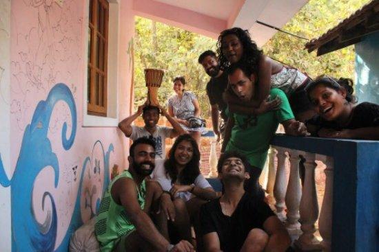 Pappi Chulo Hostel Goa