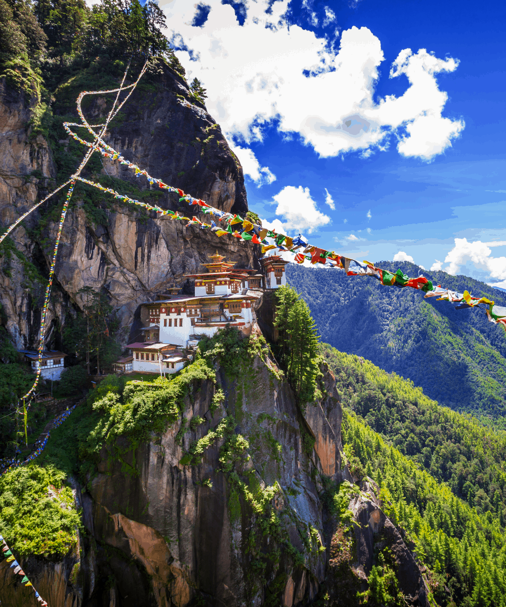 Tiger Nest Monastery Blog