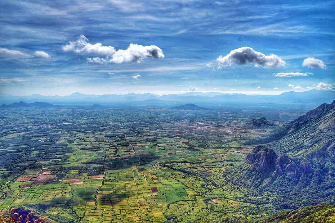 Chathurangapara View Point
