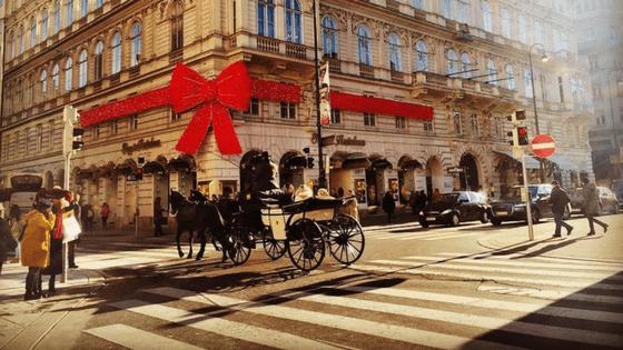 Kartner Strasse Street Shopping