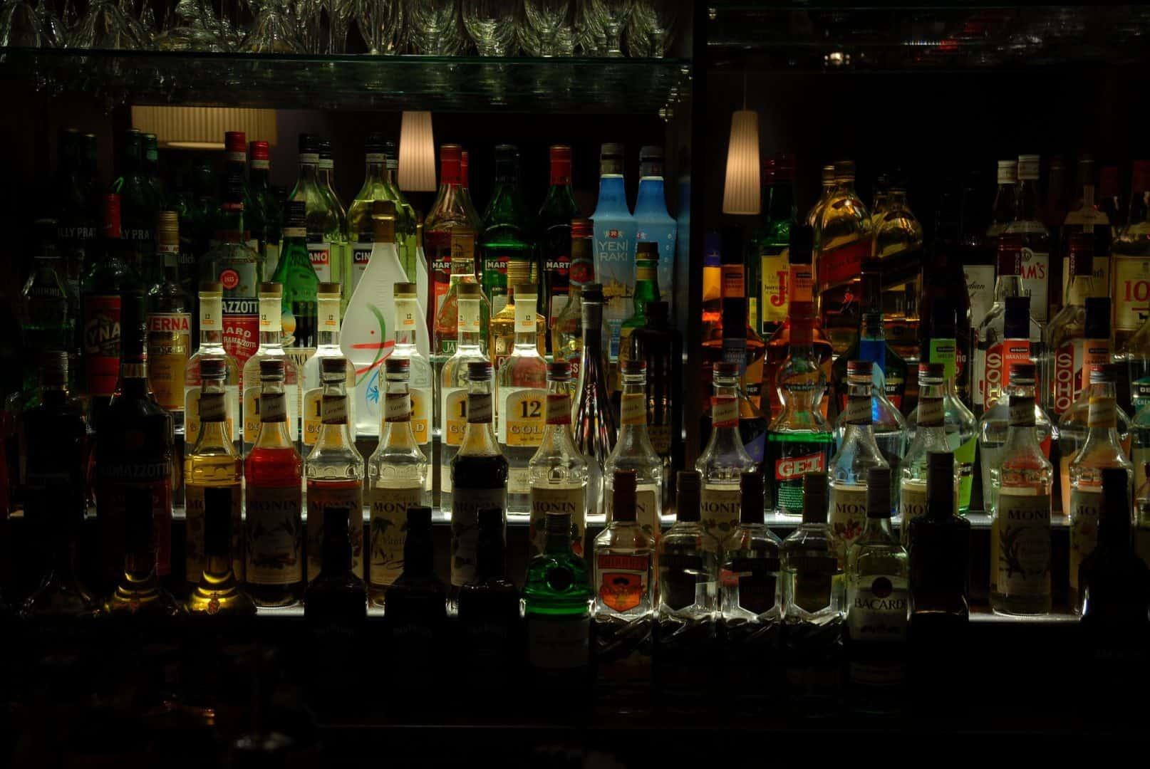 Alcohol in Bishkek
