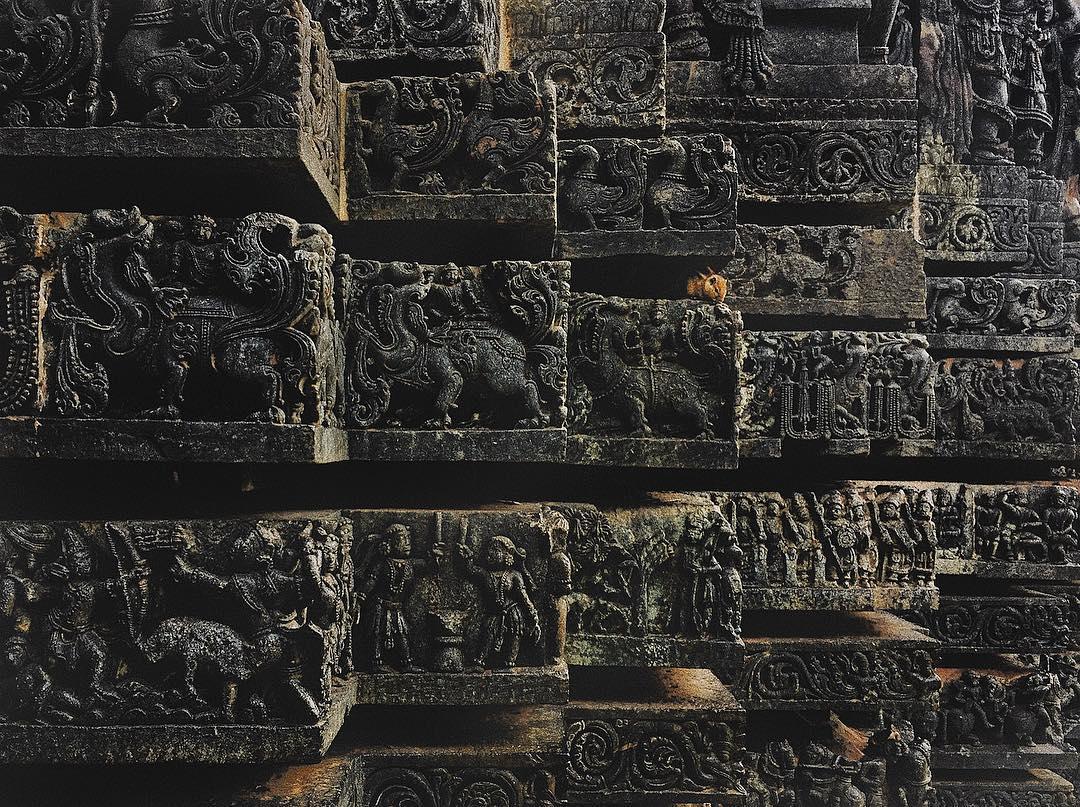 belur temple