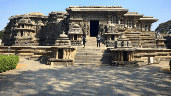 Belur and Halebidu: The Twin Ancient Marvels of Hoysala Dynasty