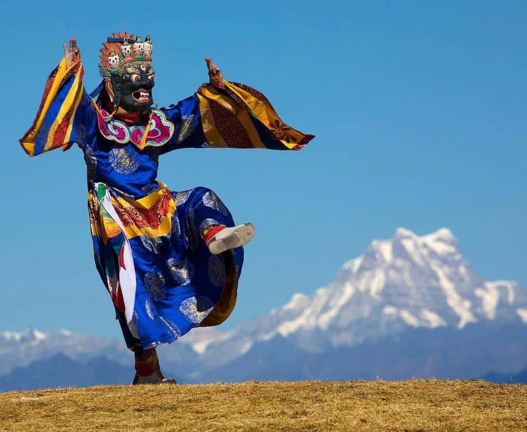 bhutan budget trip
