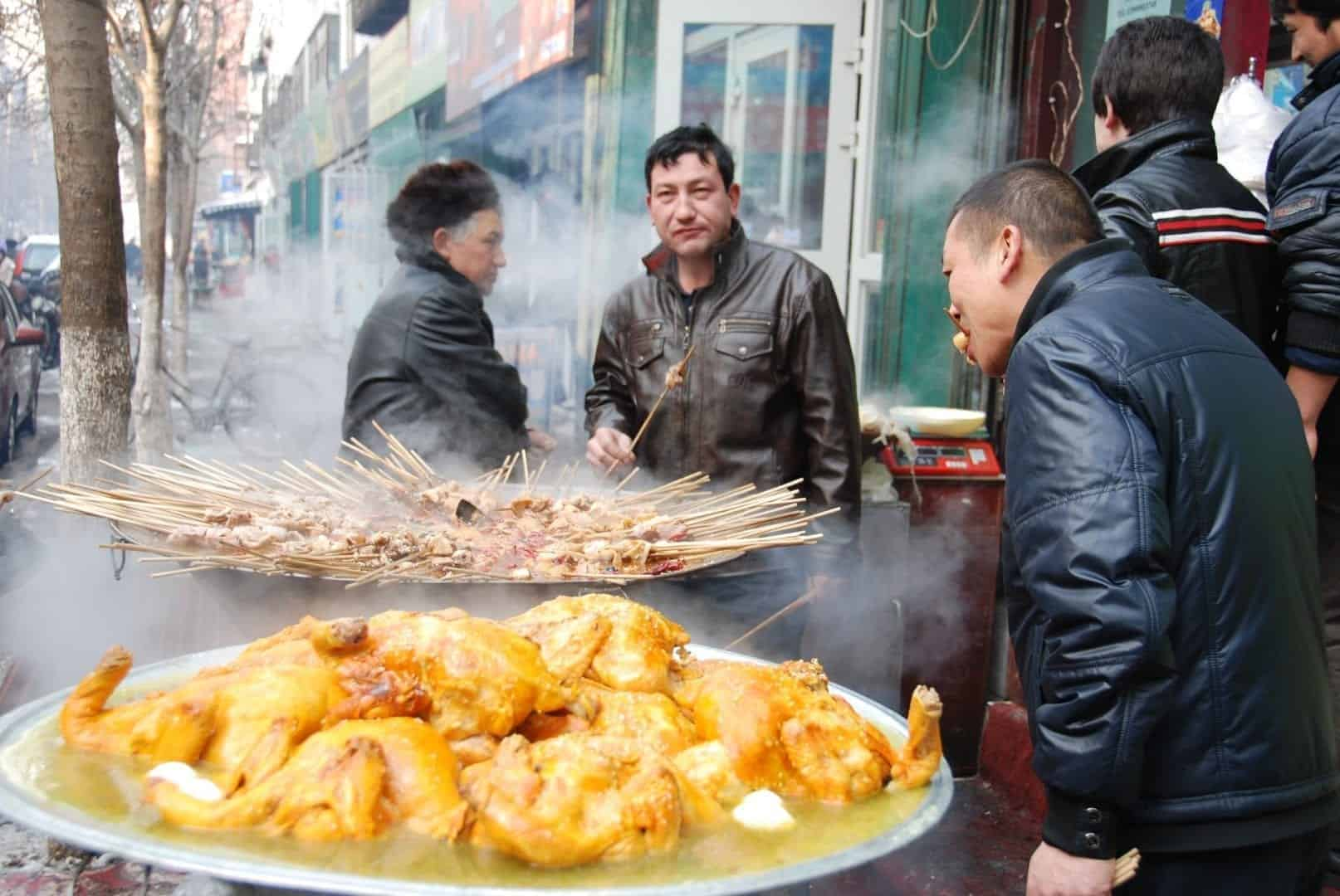 Shanghai Street Food