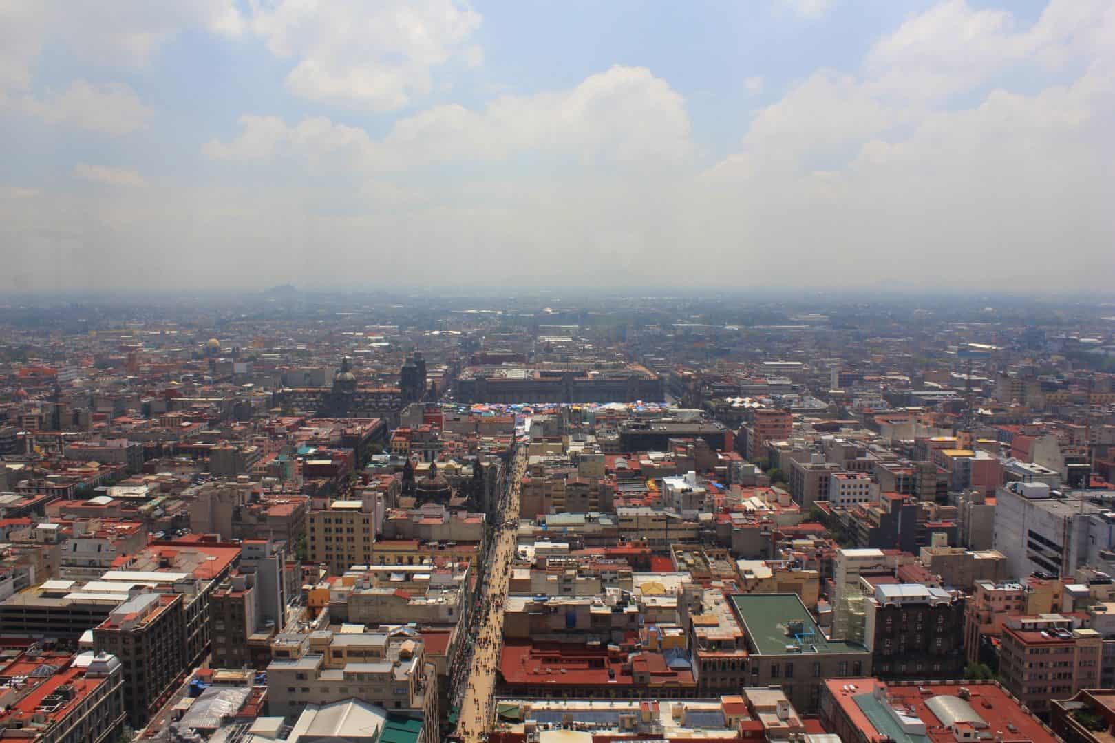 Mexico City 2 day itinerary