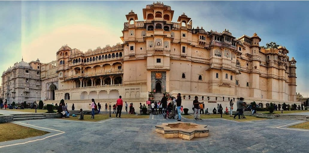 Udaipur two day trip itinerary