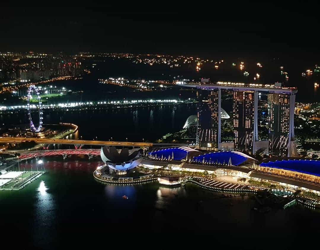singapore backpacking itinerary for couples