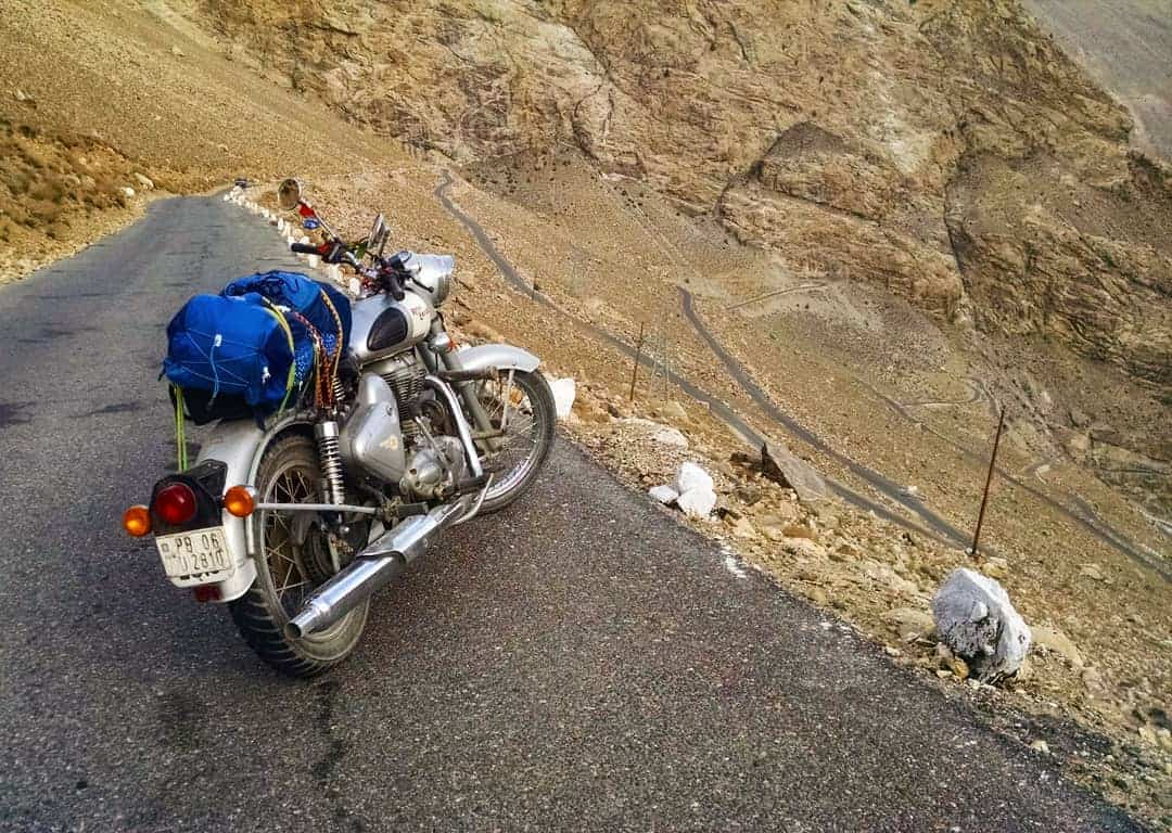 spiti valley biking trip itinerary