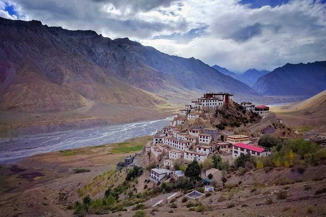 spiti valley biking trip itinerary