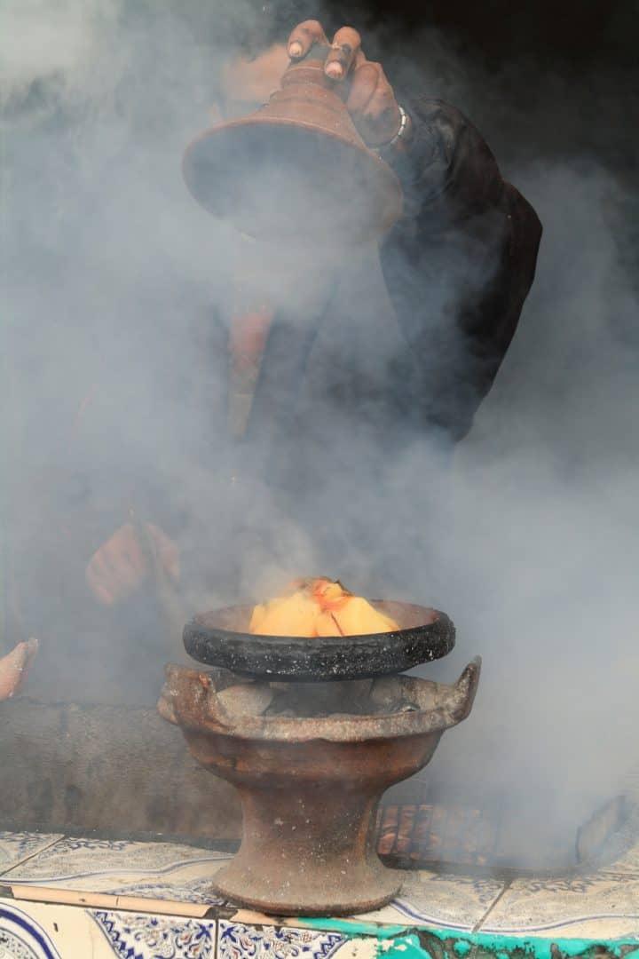Tajine Cooked Food