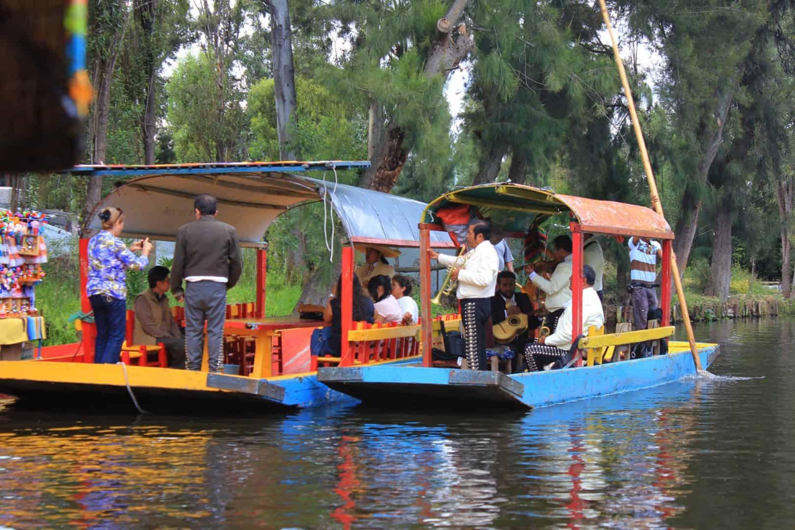 Xochimilco day trip 1