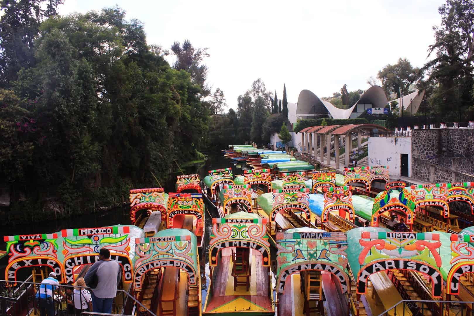 Xochimilco day trip