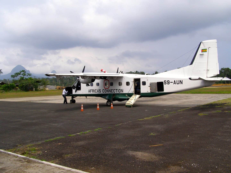 Flights to Principe