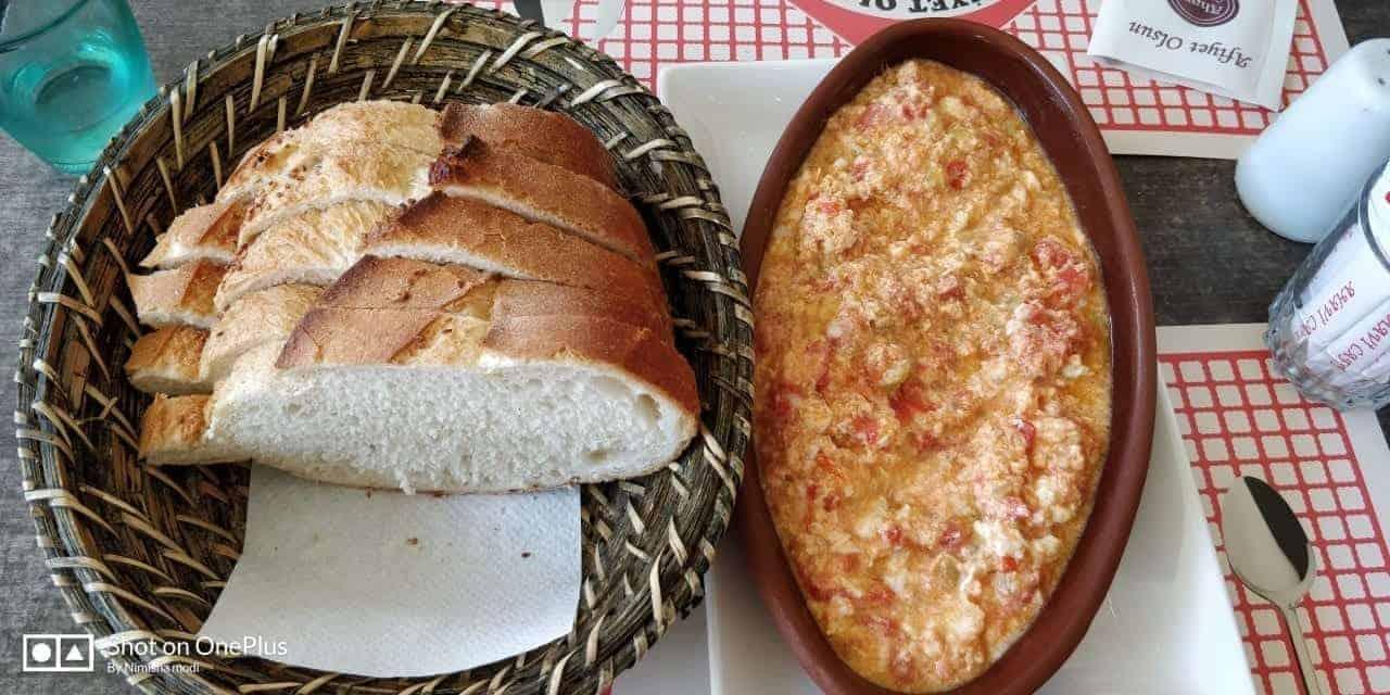Turkey breads
