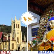 shimla versus dharamshala