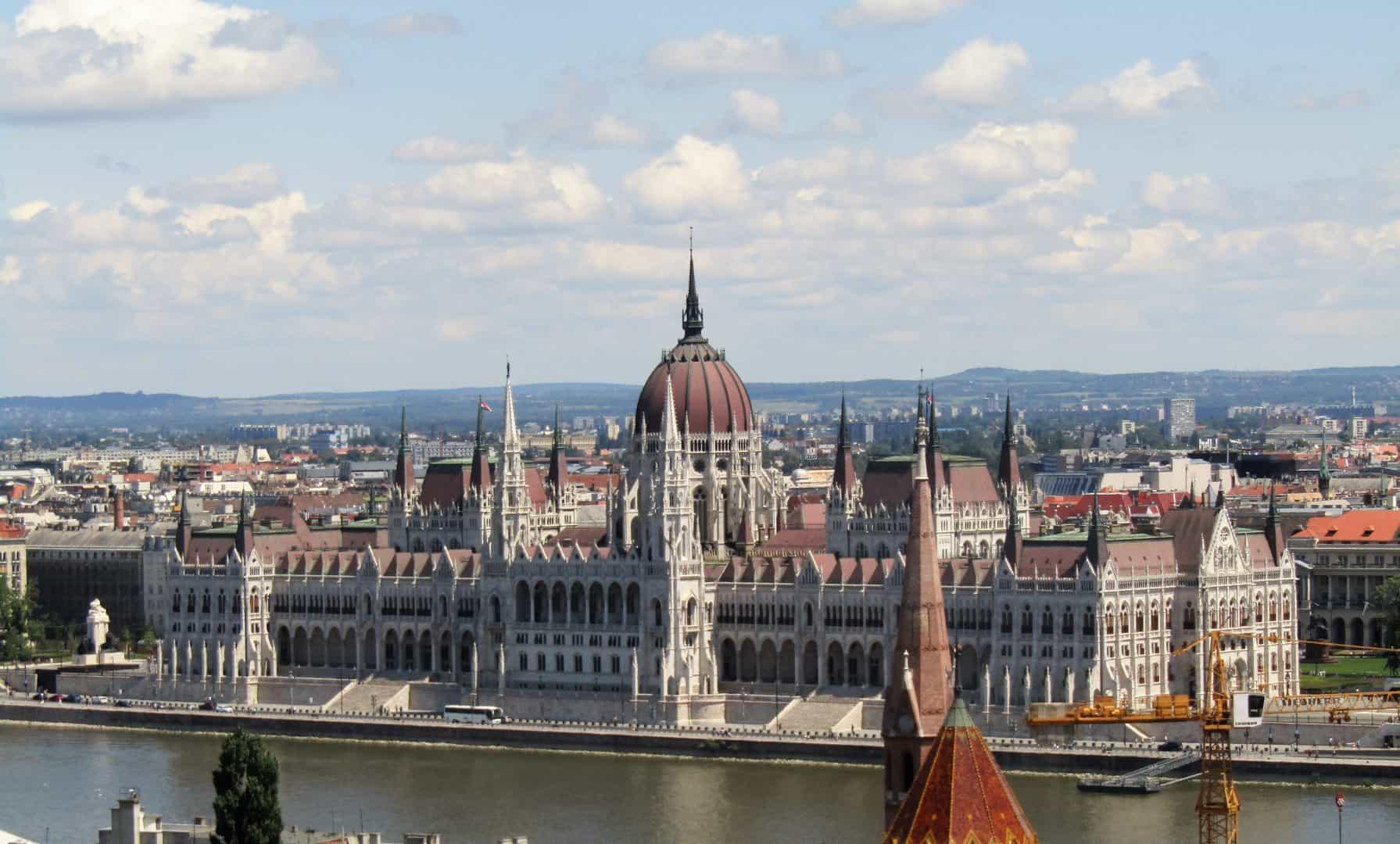 Budapest three day itinerary