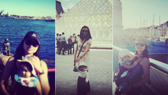 Traveling with a Baby Across Countries: An Indian Mom's Inspiring Journey