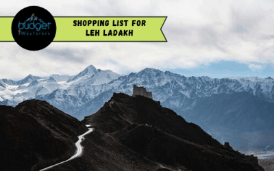 Things to Carry for Leh Ladakh Trip: A Complete Guide