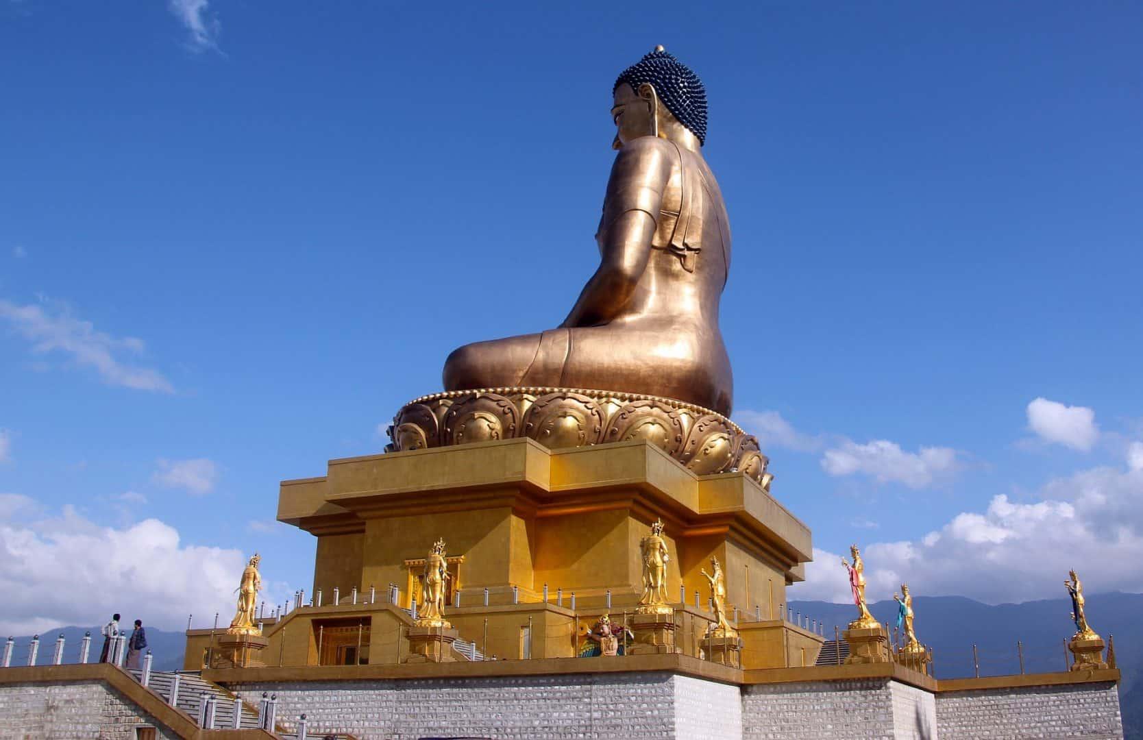 Buddha Point Thimpu