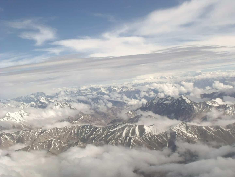 Flight to Leh