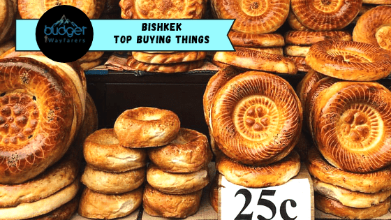Things to Buy in Bishkek's Fascinating Markets: Kyrgyzstan's Pride