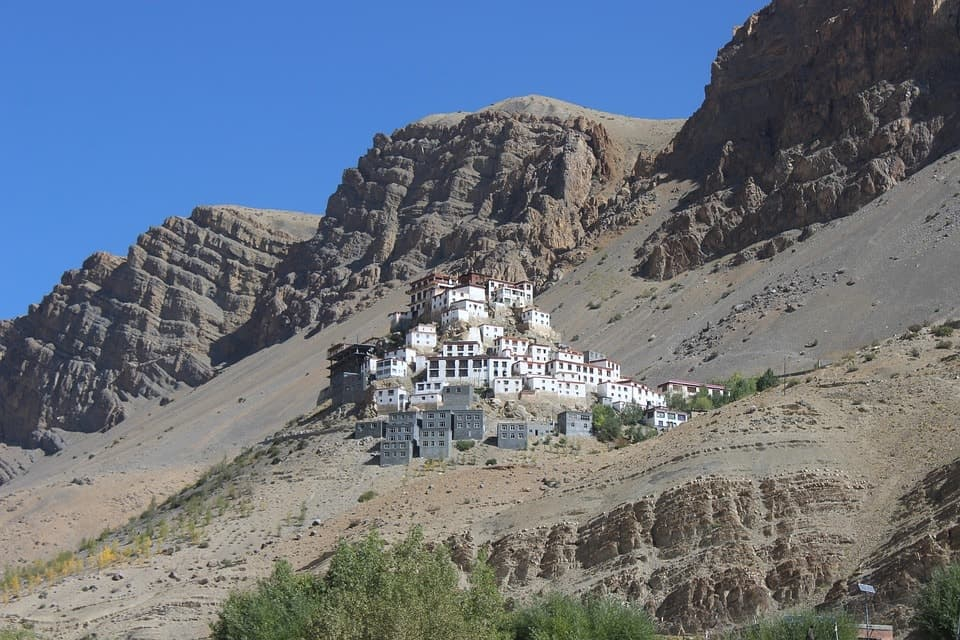 Spiti valley bike trip itinerary
