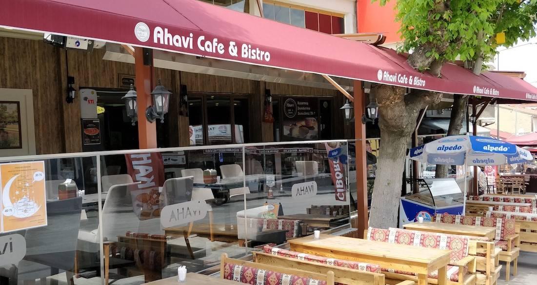 ahavi cafe