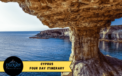 Making the Most of your Cyprus 4 Day Trip –The Complete TravelItinerary