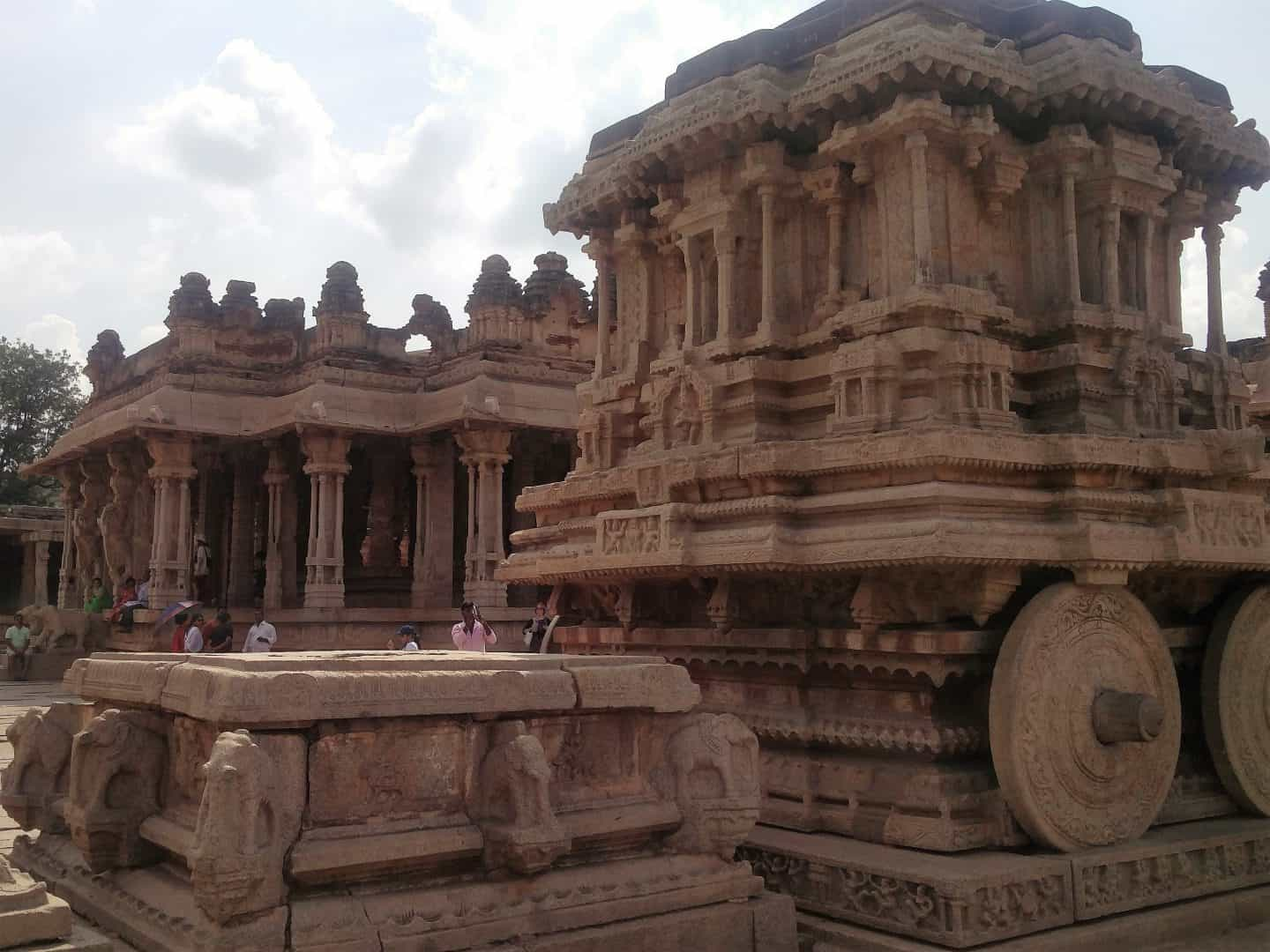 Hampi solo travel