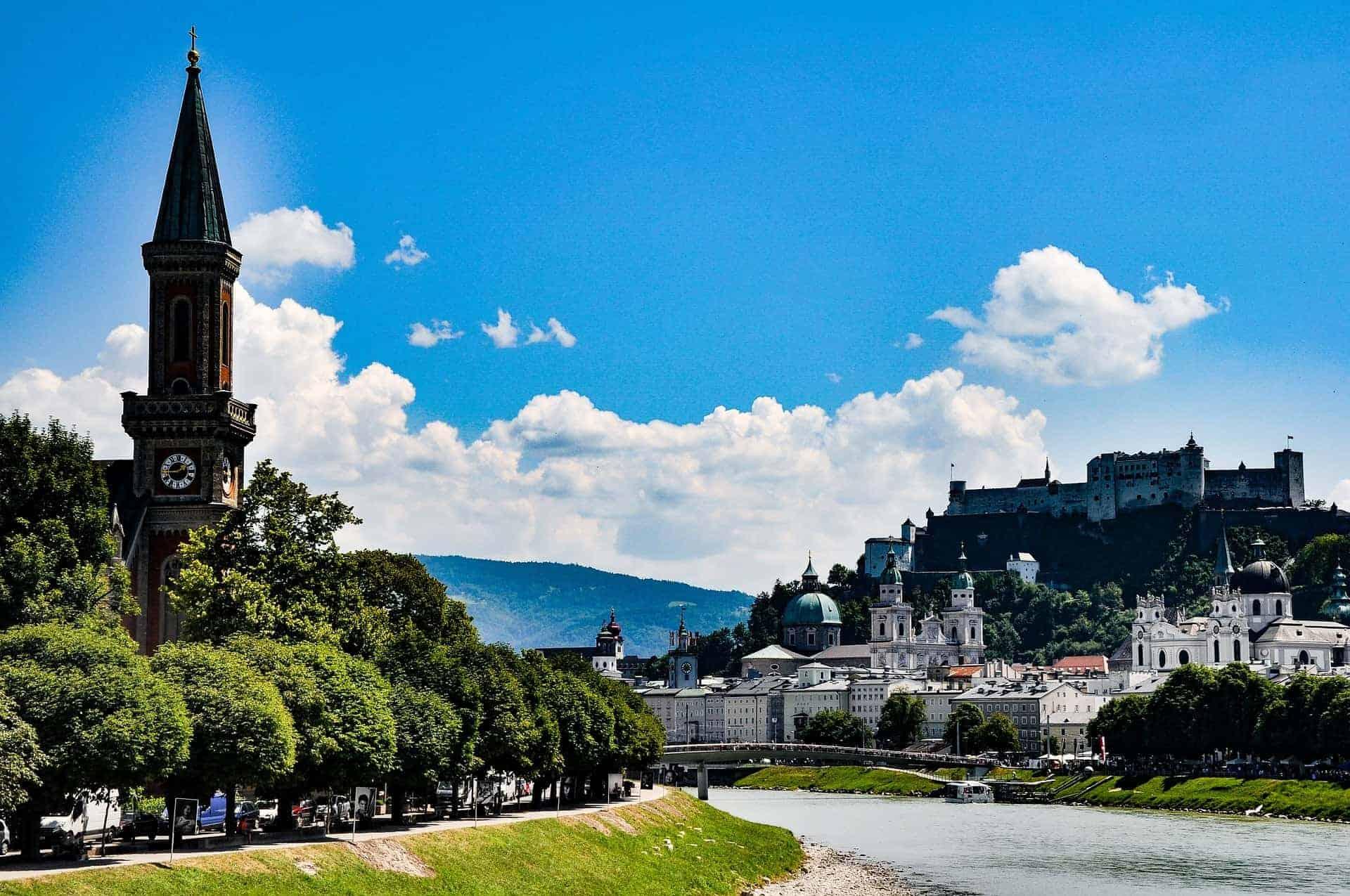 Salzburg 2 day itinerary