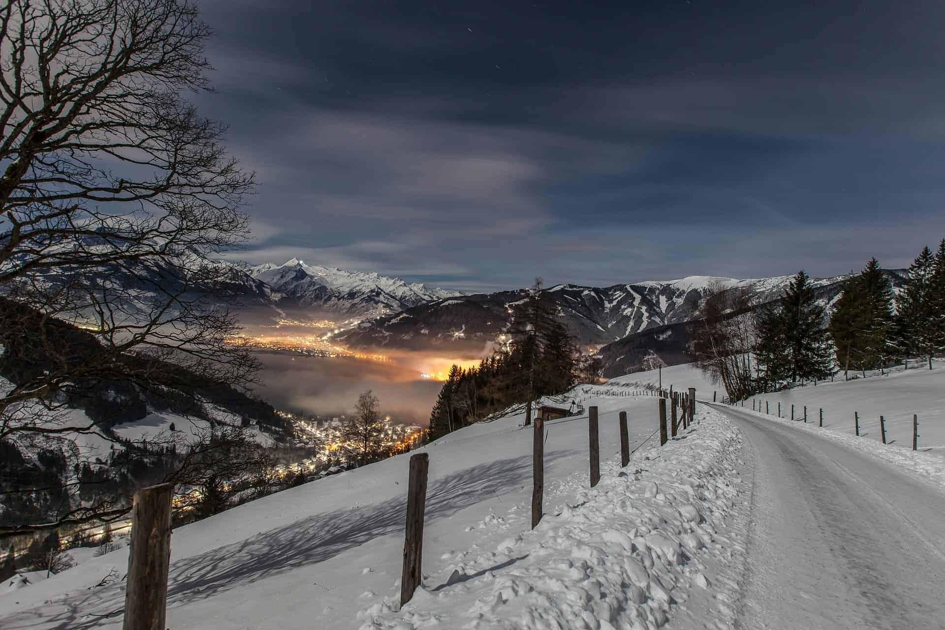Salzburg in Winters