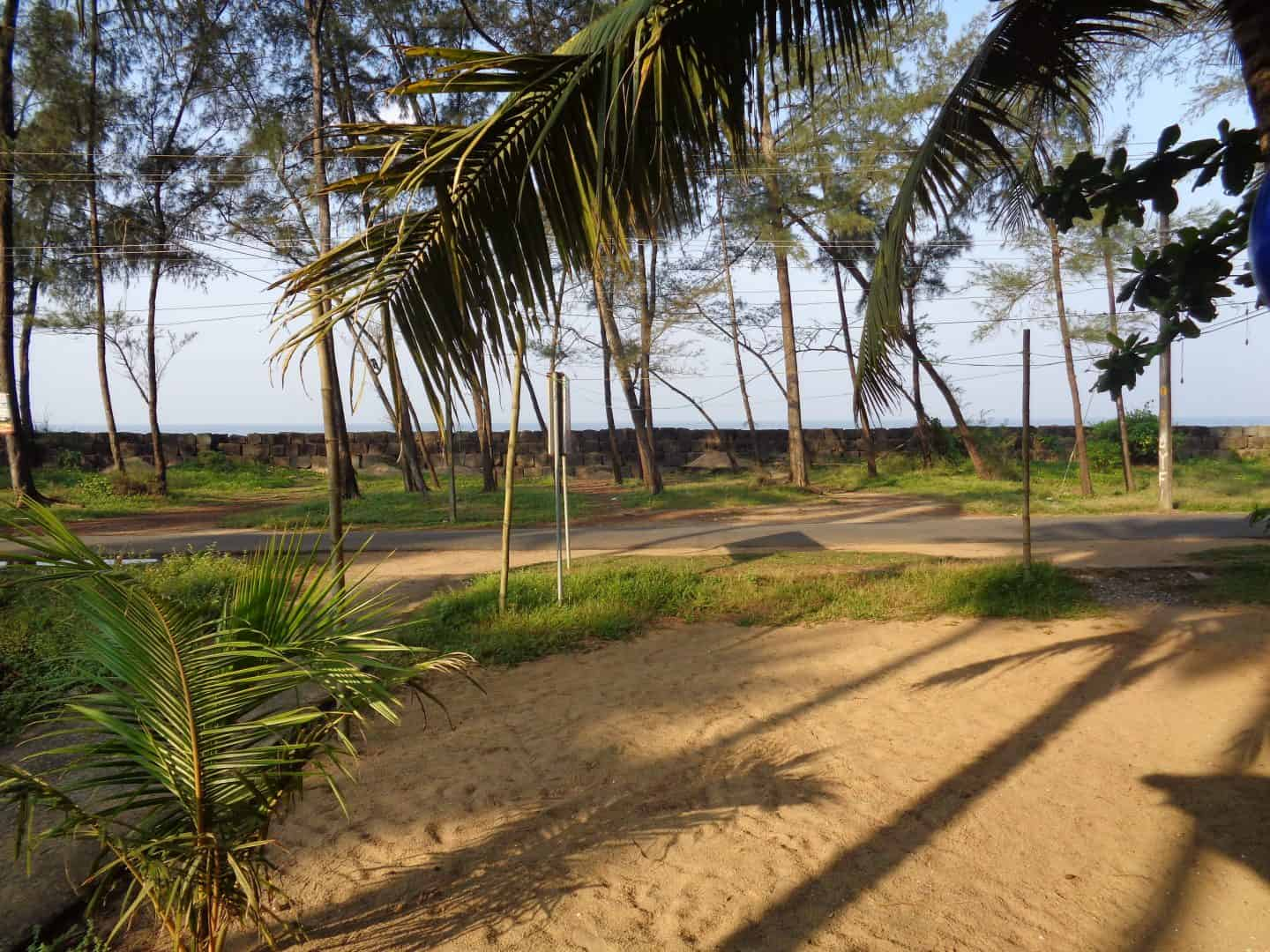 traveling solo to vypin island
