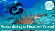 Scuba diving at Havelock Island for beginners
