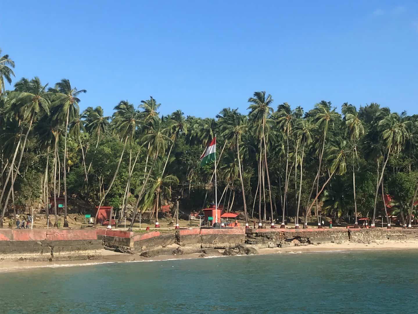 Andaman one week itinerary