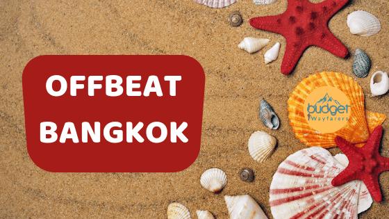 Weekend getaways from Bangkok
