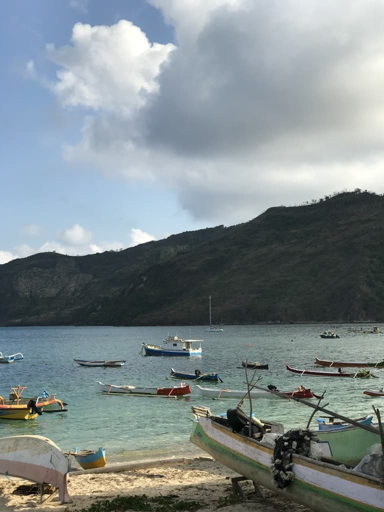 Itinerary for Lombok