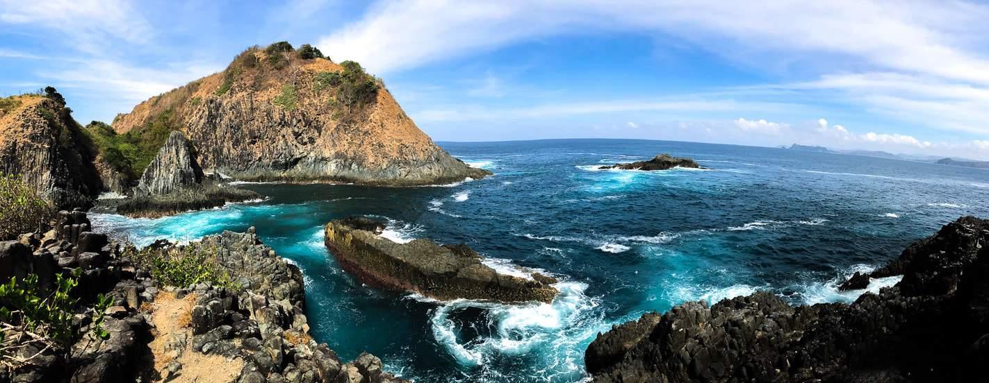 Lombok is beautiful