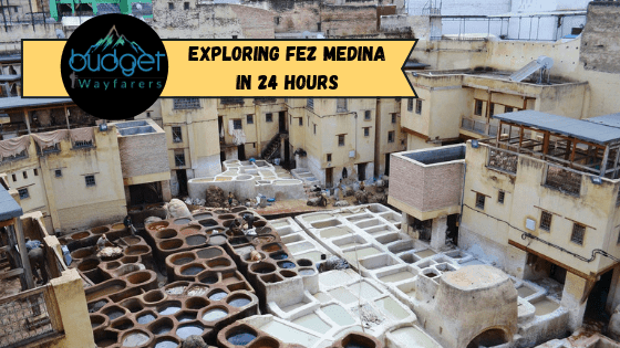 Fez 24 Hour Trip: What All to See and Do ?