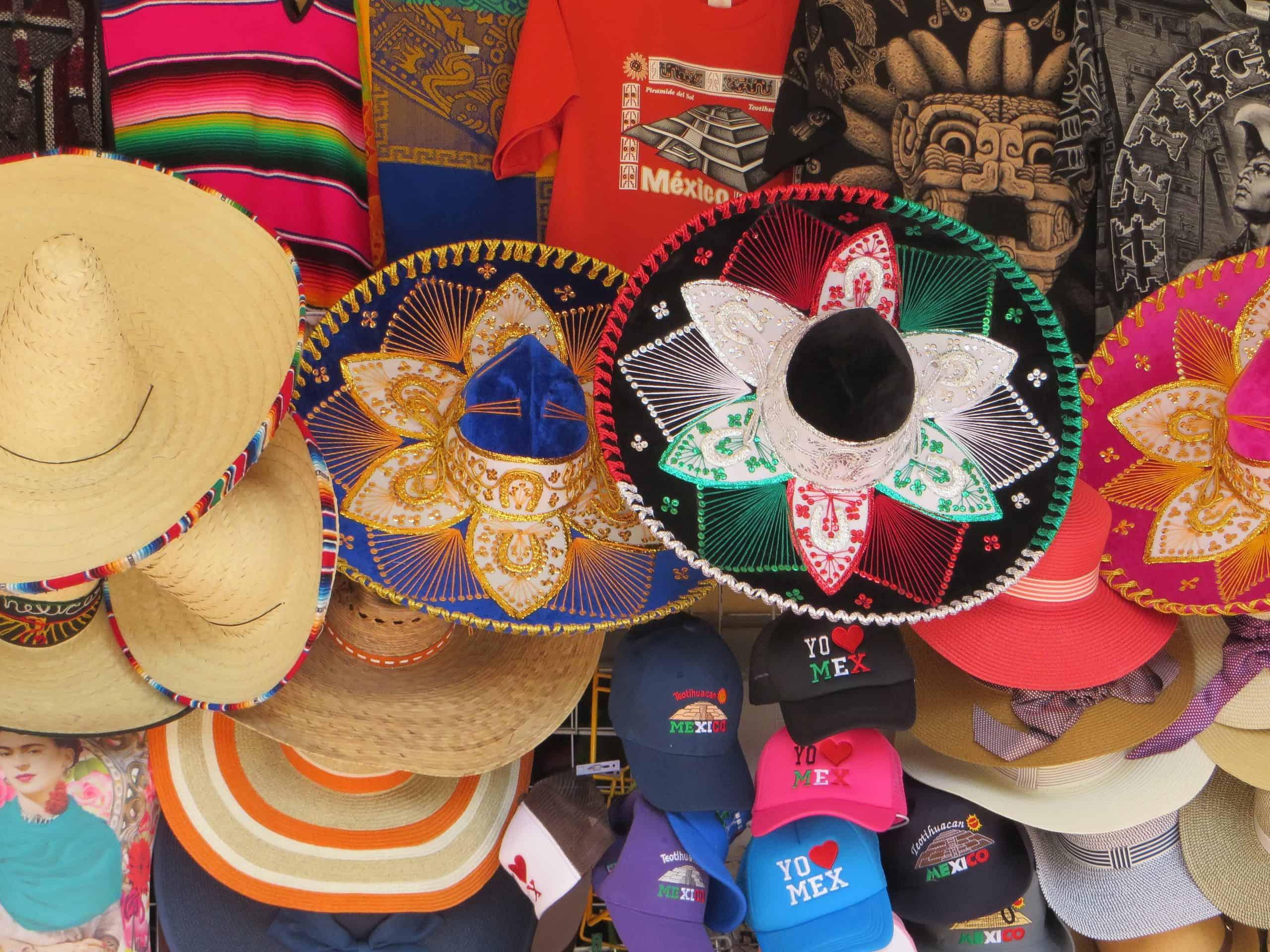 Mariachi Hats cocoyan market