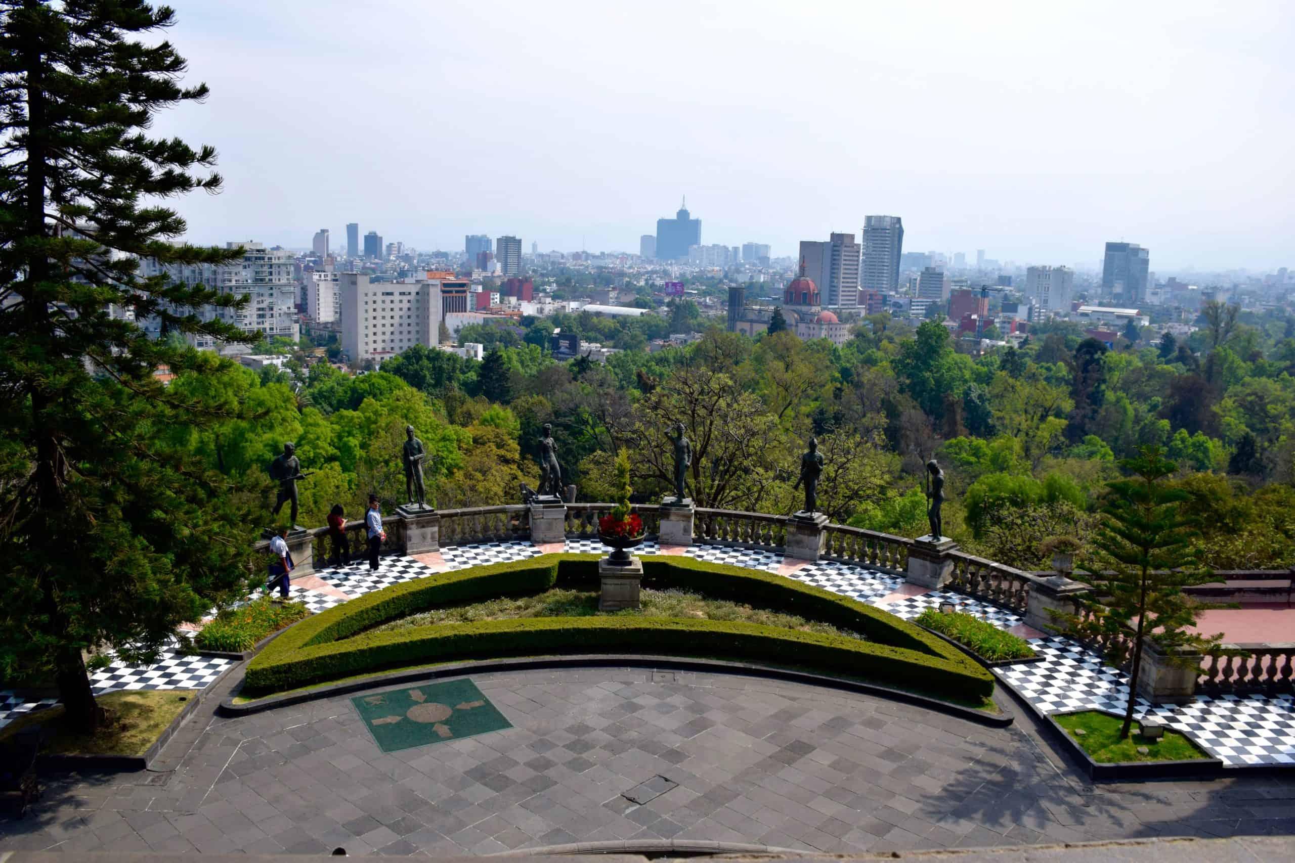 Bosque de Chapultepec mexico city